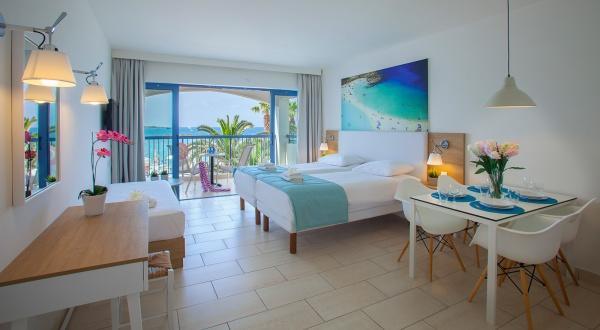 Family Life Nausicaa Beach – Διαμέρισμα Ενός Υπνοσωματίου